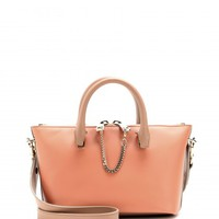 BAYLEE MINI LEATHER TOTE