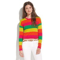 Colorfield Pullover - sweaters - Women's - Madewell
