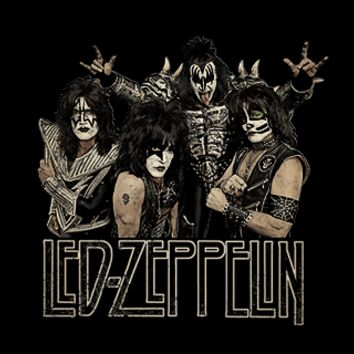 T-Shirt Hell :: LED ZEPPELIN