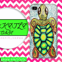 The baby turtles case, wood iphone case, iphone 4 case iphone 5c case, samsung gaxaly S3 case, samsung gaxaly S4 case