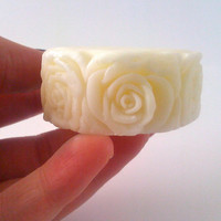Coconut Milk & Peach Lotion Bar