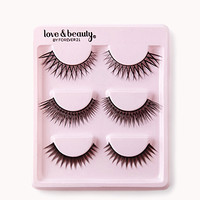 Glam False Eyelash Kit