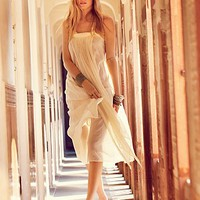 Free People Queen of California Dress