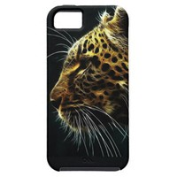 Wild Safari Leopard Print Apple iPhone 5 Cover
