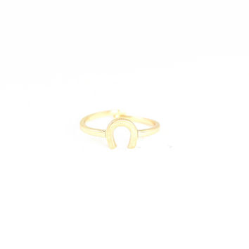 Lucky Knuckle Ring