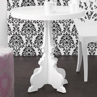 silhouette cafe table - white - $0.00 : brocade home
