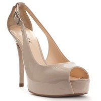 GUESS Women's Shoes, Hondo Platform Pumps - Pumps - Shoes - Macy's