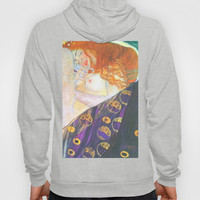 Love & Transcendence - Gustav Klimt Hoody by BeautifulHomes