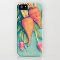 The Beet Goes On iPhone & iPod Case by Olivia Joy StClaire