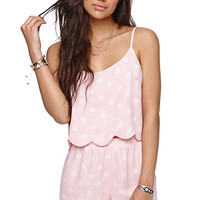 LA Hearts Scallop Hem Cami at PacSun.com