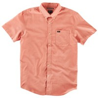 RVCA That'll Do S/S Oxford Woven - Men's at CCS