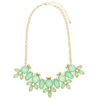 Minty Mojito Necklace