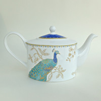 Garden Peacock Tea Kettle