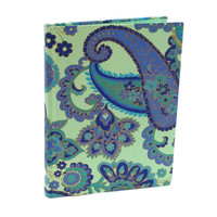 Vibrant Paisley Journal - Handcrafted in India