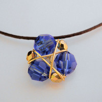 Zelda Necklace Zora&#x27;s Sapphire