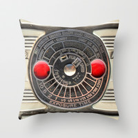 Exposure Time Throw Pillow by RichCaspian | Society6