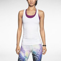 The Nike Pro Hypercool Fitted Women's Tank Top.
