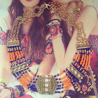 Pree Brulee - A South West Beads Necklace