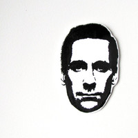 Don Draper brooch or magnet - Mad Men - Jon Hamm - sixties