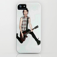 michael on teen now iPhone & iPod Case by kikabarros