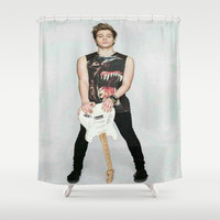 luke on teen now Shower Curtain by kikabarros