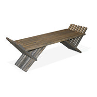 I liked this design on #Fab. X90 French Bench Expresso