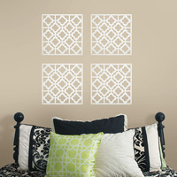 I liked this design on #Fab. Honeycomb Panels Set Of 8