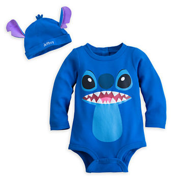 Stitch Baby Clothes