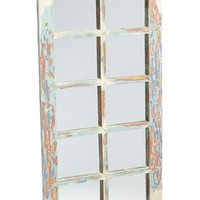 Distressed Multi Pane Mirror | Nordstrom