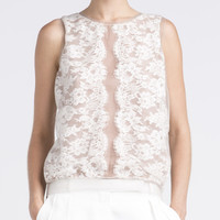 Lanvin Knit Top