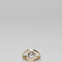 Totokaelo - Makri Eye Ring - $2,710.00