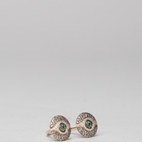 Totokaelo - Makri Double Eye Knuckle Ring - $9,114.00
