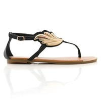 Olympus Sandals | Trendy Sandals at Pink Ice