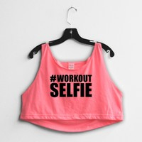 #Workout Selfie