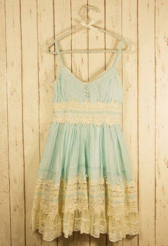 Got a Date Mint Lace Dress - Chic+ - Retro, Indie and Unique Fashion