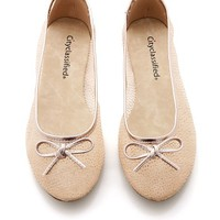Twinkle Ballet Flats | Shoes at Pink Ice