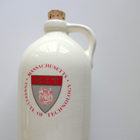 Vintage Massachusetts Institute of Technology Jug