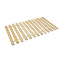 Full Size Attached Bed Slats - Bunkie Boards