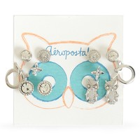 Whimsical Owl Earring 6-Pack