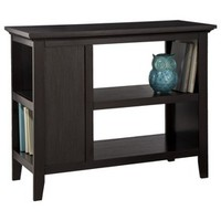 Threshold™ Carson Sidekick Storage Bookcase - Espresso