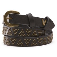 Hanna Skinny Belt | Shop Belts at Vans