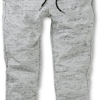 Elwood Grey Terry Skinny Jogger Pants
