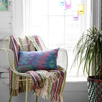 Magical Thinking Woven Stripe Throw Blanket - Urban Outfitters