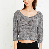 BDG Endless Summer Sweater in Black - Urban Outfitters