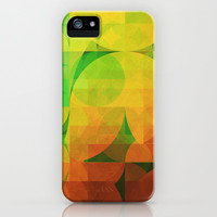 Spring iPhone & iPod Case by SensualPatterns