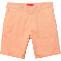 Supreme: Work Short - Peach