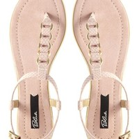 Blink Toepost Flat Sandals