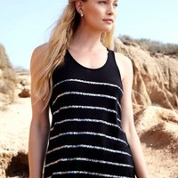 SEQUIN STRIPE BASIC