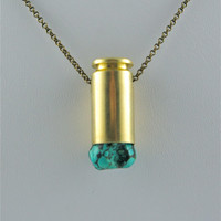 Turquoise Bullets - Wear your Wounds with Pride!