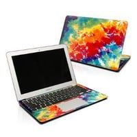 MacBook Skin (High Gloss Finish) - Tie Dyed